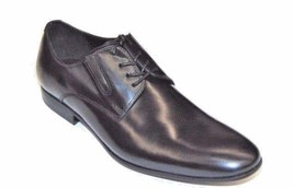 Kenneth Cole Dress Shoes Mix  Er Leather Business Oxford lace up Black KMS6LE027 - $104.99