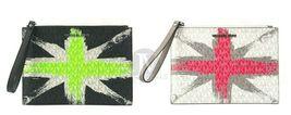 Michael Kors Jet Set Signature London XL Zip Clutch Wristlet - $46.99