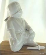 """Vintage Benihana Tokyo Ninja Samurai Tiki Mug with Removable  Sword 7.25"""" - $45.00"""