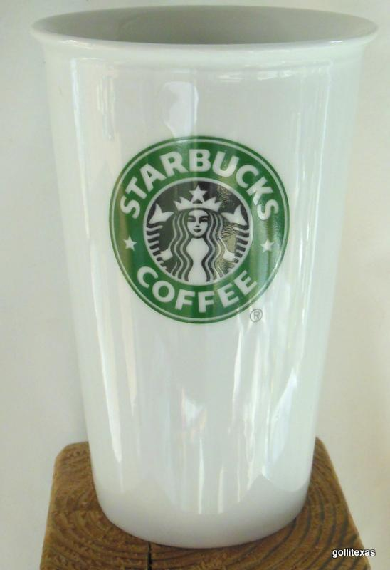 "Primary image for Starbucks Double Wall Travel Mug 5.5"" Mermaid 2010"