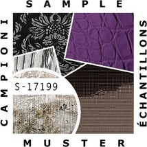 SAMPLE wall panel WallFace S-17199   sheet interior decor plate wallcove... - $5.95