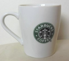 "Classic Starbucks Mug with Mermaid 3.75""  8 oz. - $12.00"