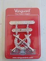 Usmc Us Marine Corps All Ranks Rifle Expert Silver Breast Badge 14 Th Award Nip - $26.72