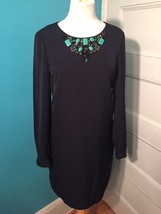 Adrianna Papell Galaxy Blue Dress Size S New - $24.71