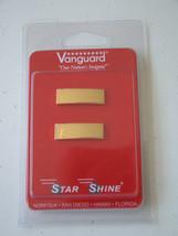 Usn Us Navy O 1 Ens Ensign's Gold Jacket Shoulder Rank Insignia Pair - $12.82