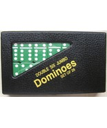 double six dominoes  DOUBLE 6 SIX TOURNAMENT SI... - $21.95