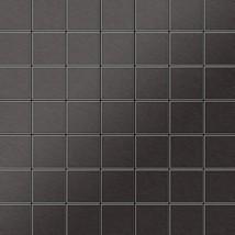 Mosaic tile massiv metal Titanium Smoke brushed dark grey 1,6mm thick AL... - $575.43