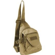 """Extreme Pak™ Olive Drab Green 13"""" Shoulder Pack Tactictal Field Sling Pack - $269,76 MXN"""