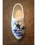 Authentic Delft Wooden Shoe Design - $9.99