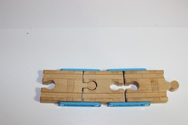 Thomas the Train wooden switch adjustable track Special track pieces - $13.95