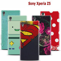FULL WRAP 3D Custom sony xperia z5 cover | sony xperia z5 case | photo case - $15.00