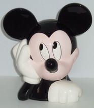Disney Mickey Mouse Cookie Jar Treasure Craft Vintage Pfaltzgraff Retire... - $199.95