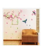 Room stickerspoastoral style wall stickers original design 2016 pvc wall decalshm18171 thumbtall