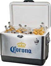 Corona Ice Chest Home Goods Kitchen Dining Cooler Outdoor Living 54 Quart - $268.61