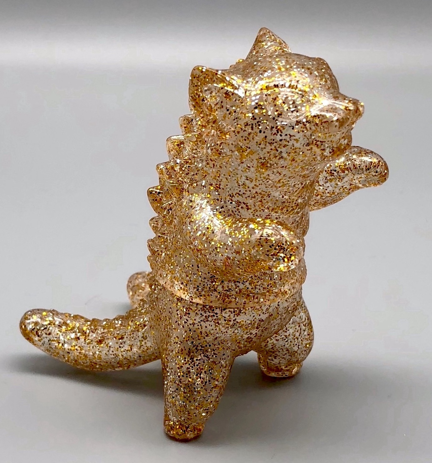 Max Toy Gold Glitter Negora