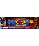NEW Superman Man of Steel Kryptonian Armor Utility Belt - $63.04