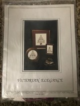 Victorian Elegance Christmas Tree Cross Stitch Kit Needlework Something Special - $5.95