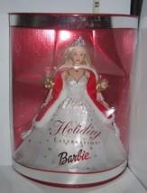 Vintage Special 2001 Holiday Celebration Barbie... - $22.77