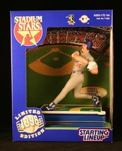 Mike Piazza Los Angeles Dodgers 1998 Starting Lineup Stadium Stars Figur... - $18.55