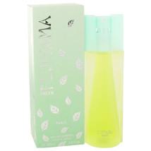 FUJIYAMA GREEN by Succes de Paris Eau De Toilette Spray 3.4 oz for Men #434626 - $25.30