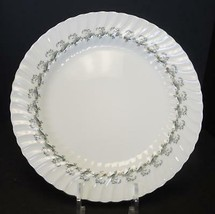 Minton China Round Platter or Chop Plate - Ermine Pattern - $18.61