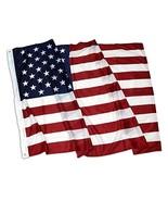 ALBATROS 3 ft x 5 ft USA United States 50 Stars Nylon Poly Blend Flag Br... - $31.44