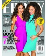 Ebony Magazine Cover Tia & Tamera May 2014~ Like New Condition - $4.45