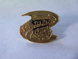 Disney Trading Pins 663 DL - 1998 Attraction Series - Mad Tea Party Gold Prototy - $32.57