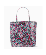 Kate Spade Daycation Bon Shopper Dance Party Dot New With Tag & Original... - $95.63