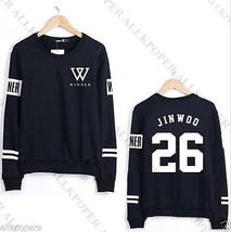 Kpop Winner Sweater Seung Yoon Hoodie Jin Woo Seung Hoon Sweatershirt 2015 - $11.99