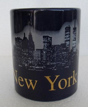 "New York ""City of New York"" NYC New York City Dark Blue Souvenir Coffee ... - $13.99"