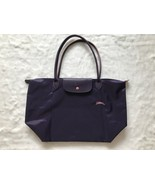 Longchamp Club Le Pliage Bag Purple Large L1899619645 - $87.99