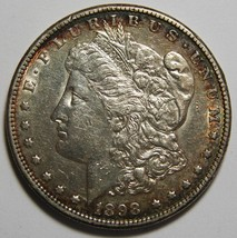 1898S MORGAN SILVER DOLLAR COIN Lot # MZ 4429