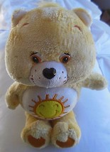 Care Bears Funshine Bear Charmers Special Edition Series Beanbag Plush 8... - $16.81