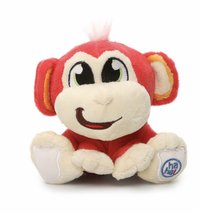 Assortment Of Laugh Pack Plush (Monkey) - $7.83