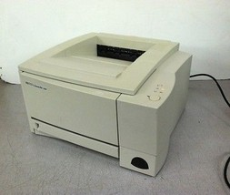 HP Laserjet 2100 Parallel Workgroup Laser Printer 60k Pagecount - $50.00