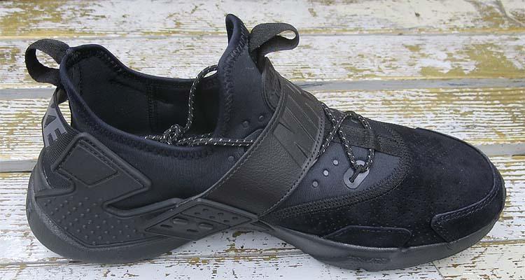 huge discount fc362 e6d44 Nike Air Huarache Drift PRM Black Anthracite AH7335-001