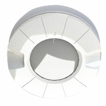 Lumitec Aurora LED Dome Light - White & Red Output - Flush Mount - $129.00