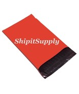 2.5 Mil 1-1000 6x9 ( Red ) Color Poly Mailers Shipping Boutique Bags  - $0.98+