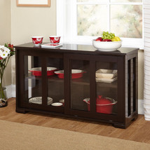 Stackable Dining Room Furniture Hutch China Cab... - $184.95