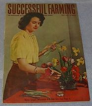 Vintage Successful Farming Magazine May 1944 - $6.95