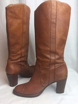 Michael Kors Women's High Knee Boots Brown Colo... - $48.09