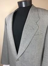 Vintage GIORGIO ARMANI Blazer Made Italy 2 Button Sport Coat Suit Jacket - $49.99
