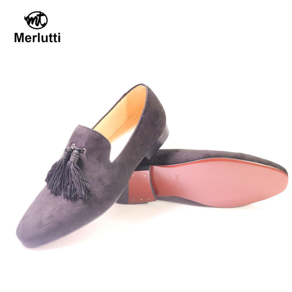 64732c560c5 Merlutti Big Black Tassel Flat and 21 similar items