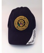 1600 Communications Association Founded 1968 Black Hat Cap One Size Andr... - $24.18