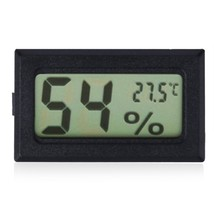 Mini Digital LCD Indoor Temperature Sensor Humidity Meter Thermometer Hy... - $10.24