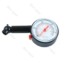 1pcs Car Vehicle Motorcycle Tire Gauge Meter Pressure Tyre Measurement T... - $8.53