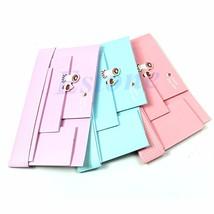 BDIY Paper Board Storage Box Desk Decor Stationery Makeup Cosmetic Organ... - $9.22