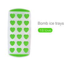 Multi-Style Silicone Ice Ball Cube Tray Freeze ... - $9.59