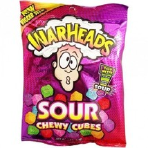 Warheads Chewy Cubes Sour Candy - $7.87